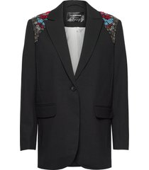 fabiana by nbs blazers over d blazers svart custommade