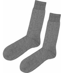 calzedonia - short egyptian cotton socks, 46-47, grey, men