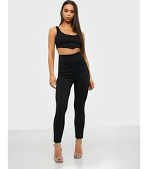 nly one corset seam set jumpsuits