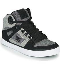laarzen dc shoes pure high top wc