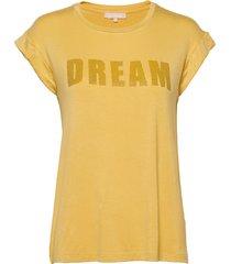 dreamer t-shirt t-shirts & tops short-sleeved gul soft rebels