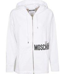 moschino fleece