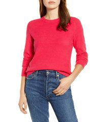 women's lucky brand classic pullover sweater
