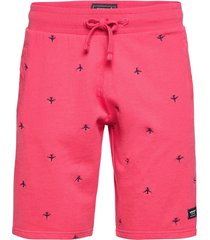 aoe short shorts casual rosa superdry