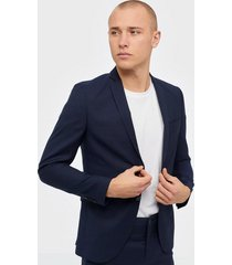 premium by jack & jones jprsolaris blazer noos kavajer & kostymer navy