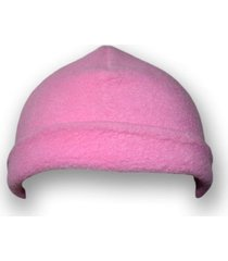gorro térmico rosado x2 unidades santana