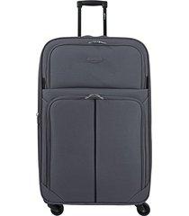 "maleta tipo cabina speed 21"" gris - explora"