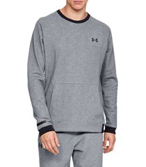 sweater under armour unstoppable 2x knit crew 1329712-035