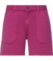 ba & sh denim shorts
