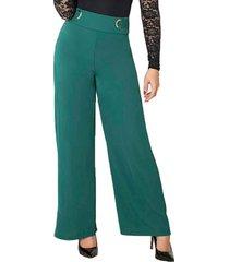 pantalon aleja verde para mujer croydon
