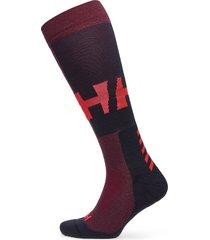 alpine sock medium underwear socks regular socks röd helly hansen