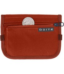 billetera d wallet rojo doite