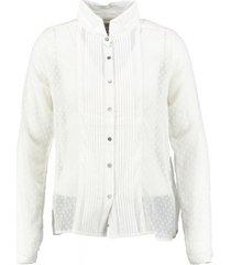 garcia blouse spring white