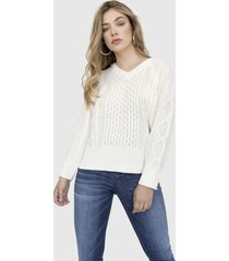 sweater lorena crudo racaventura