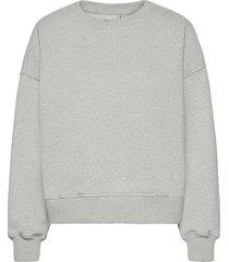 rubigz sweatshirt noos sweat-shirt trui grijs gestuz
