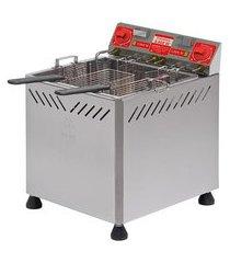 fritadeira de mesa 25l 8000w água e óleo 220v ft.2.252.8 marchesoni