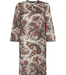 etro paisley print tunic dress - 800 multicoloured