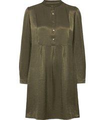 cucornelia dress korte jurk groen culture