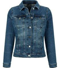 jeansjacka dress in blå