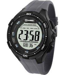relógio masculino x-games digital xmppd466-bxqx