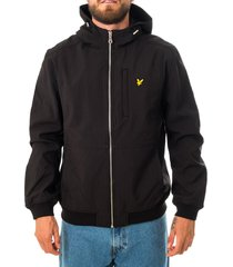 lyle and scott capospalla uomo softshell jacket jk1214v.z865