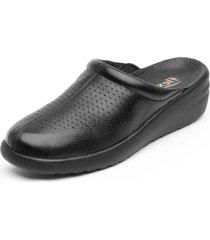 zapato mujer dreams negro flexi