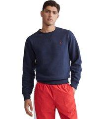 polo ralph lauren men's fleece crewneck sweatshirt