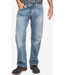 silver jeans co. men's eddie big and tall relaxed fit jeans
