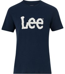 t-shirt wobbly logo tee