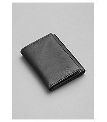 jos. a. bank slim tri-fold leather wallet