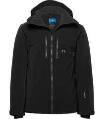 m watson jkt-dermizax ev 2l outerwear sport jackets svart j. lindeberg ski