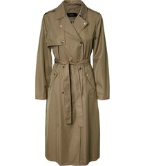 kappa vmelya long trench coat