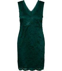 spetsklänning vmjanne sl short lace dress