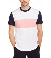 club room men's colorblocked ringer t-shirt, created for macy's