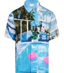 blue sky inn shirt