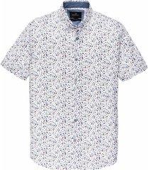 vanguard overhemd kortemouw wit vsis202224/7003