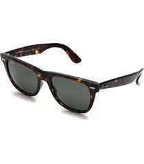gafas negras-cafés ray ban rb2140