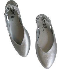 baleta plata con resorte