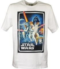 etro star wars t-shirt white