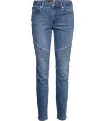 love moschino trousers denim skinny jeans blå love moschino