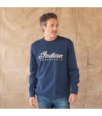 indian motorcycle?style shirt