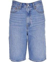 levis hight loose bermuda shorts