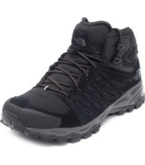 zapatilla m truckee mid negro the north face