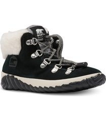 sorel kids out n about conquest booties women's shoes
