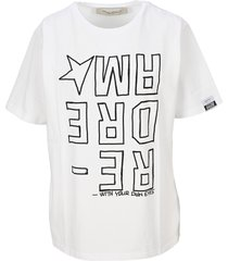 golden goose re-dream print t-shirt