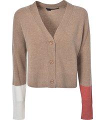 360 sweater v-neck cardigan