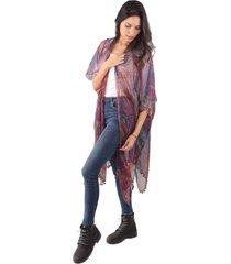 kimono violeta spiga 31 estampado
