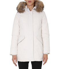 woolrich luxury arctic down jacket
