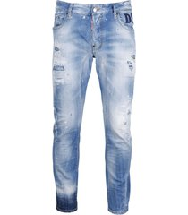 dsquared2 d2 destroyed jeans