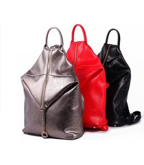 2017 womens new european and american style shoulder bag pu material college sty